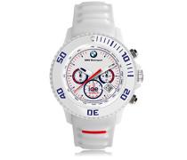 Ice Watch - BM.CH.WE.B.S.13 - BMW Motorsport Edition by - Big Ø 48 mm - weiß