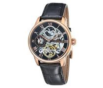 Herren- Armbanduhr Longitude Analog Automatik