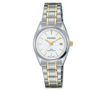Analog Quarz Uhr mit Edelstahl Armband PH7441X1