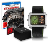 Armbanduhr The Expendables 2 Analog Quarz Leder E-224.1