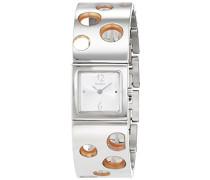 Damen-Armbanduhr Analog Quarz Edelstahl I85561L1