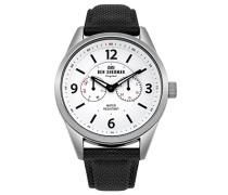 Multi Zifferblatt Quarz Uhr mit Nylon Armband WB069WB
