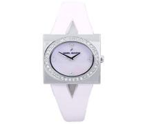 Damen-Armbanduhr Analog Quarz Leder DHC10120PYZ