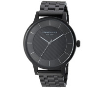 Analog Quarz Uhr mit Edelstahl Armband KC50195003