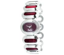 Damen-Armbanduhr Analog Quarz Edelstahl DW0619