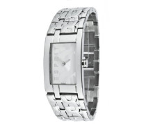 Damen-Armbanduhr XS Analog Edelstahl ES000J42069
