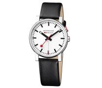Armbanduhr SBB Evo Alarm 40mm Analog Quarz A4683035211SBB