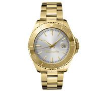 Damen-Armbanduhr Analog Quarz B08101000
