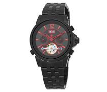 Datum klassisch Automatik Uhr mit Edelstahl Armband BM352-642