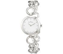 Damen-Armbanduhr Analog Quarz Edelstahl 4569.1132