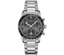 Armbanduhr XL Chronograph Quarz Edelstahl C024.447.11.081.00