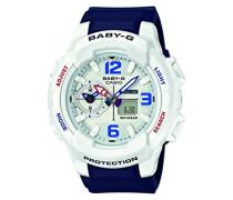 Baby-G Damen Armbanduhr BGA-230SC-7BER