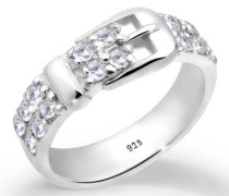 Ring Klassik and the City 925 Sterling Silber