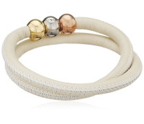Damen-Armband Titan Leder 40.0 cm - 0397-0340