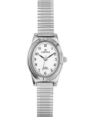 Damen-Armbanduhr Analog Quarz Metall 641339