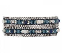 Damen-Wickelarmbänder Versilbert E18SAMALBL