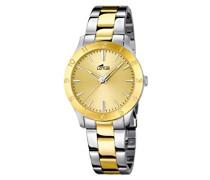Damen-Armbanduhr Analog Quarz Edelstahl 18139/1