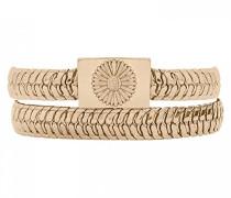 Damen-Wickelarmbänder Vergoldet E18SMARGGO