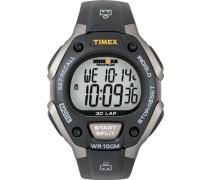 Armbanduhr XL Digital Quarz Plastik T5E901SU