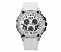 Armbanduhr XL Ironman Dress Chronograph Chronograph Kautschuk T5K352