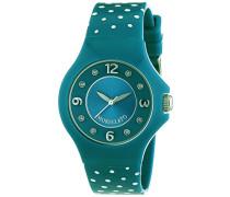Damen-Armbanduhr Analog Quarz Plastik R0151114520