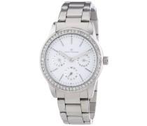 Damen-Armbanduhr Analog Quarz Edelstahl 5411802