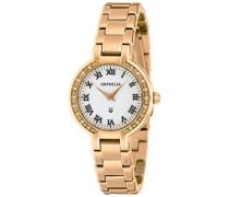 Damen-Armbanduhr La belle Analog Quarz Edelstahl