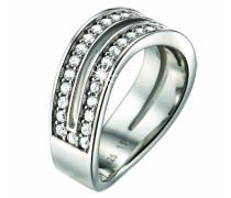 Damen-Ring Empreinte D'Argent Sterling-Silber 925