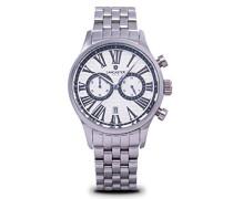 Italy - Herren -Armbanduhr OLA0672MB/SS/BN