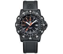 Analog Quarz Uhr mit PU Armband XL.8821.KM.LB