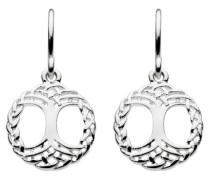 Damen-Ohrhänger 925 Sterling Silber silber 6346HP