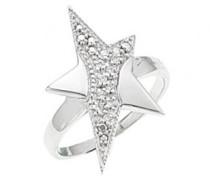 Ring, Sterling-Silber 925, Zirkonoxid, 54 (17.2)