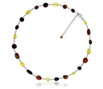 Damen Kragen Halskette Silber - CL863