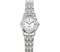 Damen-Armbanduhr 641364 Analog Metall Silber