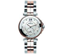 Unisex Erwachsene-Armbanduhr 18266/BTR89