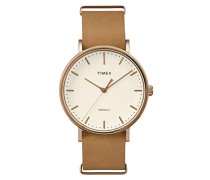 Unisex Analog Quartz Uhr The Fairfield