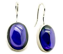 Ohrhänger 925 Sterling Silber Zirkonia violett MO-196314