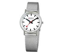 Datum klassisch Quarz Uhr mit Edelstahl Armband A658.30323.11SBV