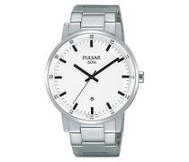 Analog Quarz Uhr mit Edelstahl Armband PG8259X1