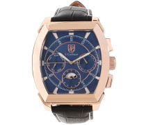 Herren- Armbanduhr Chronograph Quarz SC0091