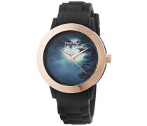 Analog Quarz Uhr mit Silikon Armband 701744110