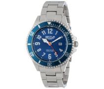 NO LIMITS Armbanduhr Analog Quarz Edelstahl R3253161035