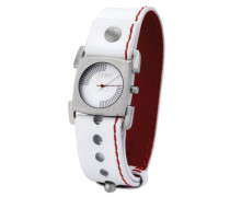 Damen-Armbanduhr Analog Quarz Leder L010GICWRW