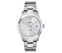 Herren-Armbanduhr Analog Quarz Silber 1545.1139