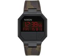 Uhr Digital mit Lederarmband – A944-2255-00