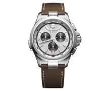 Swiss Army Chronograph Quarz Uhr mit Edelstahl Armband 241728