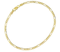 Armband 9 Karat 375 Gelbgold 190 mm UFF60 7.5