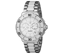 Armbanduhr Chronograph Quarz Edelstahl CAH1211.BA0863