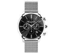Armbanduhr Chronograph Quarz Edelstahl WA0245-201-203-42 mm