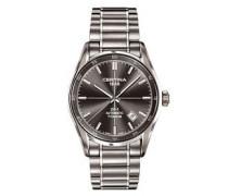 Armbanduhr XL Analog Automatik Titanium C006.407.44.081.00